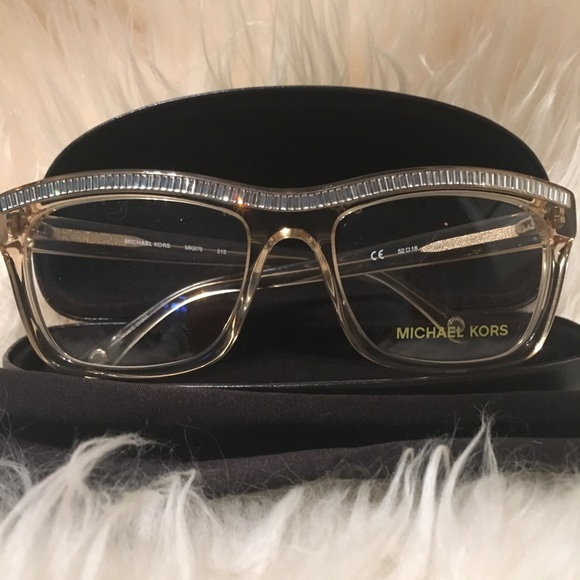 609a46c5dfce Michael Kors Accessories | Brand New Prescription Eyeglass Frame ...